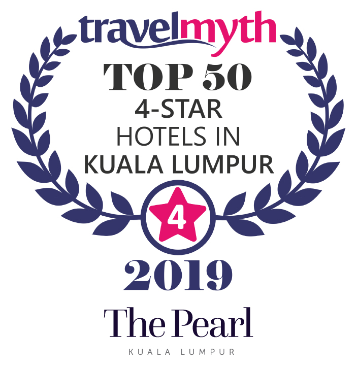 The Pearl Kuala Lumpur- a 4-star hotel with 555 rooms near