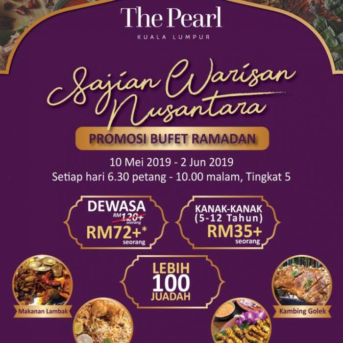 Sajian Warisan Nusantara @ The Pearl Kuala Lumpur